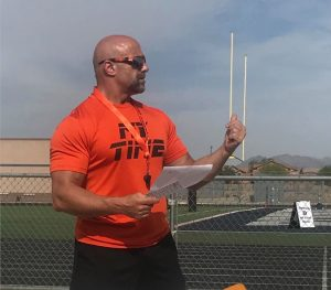 Coach Rob Gentile